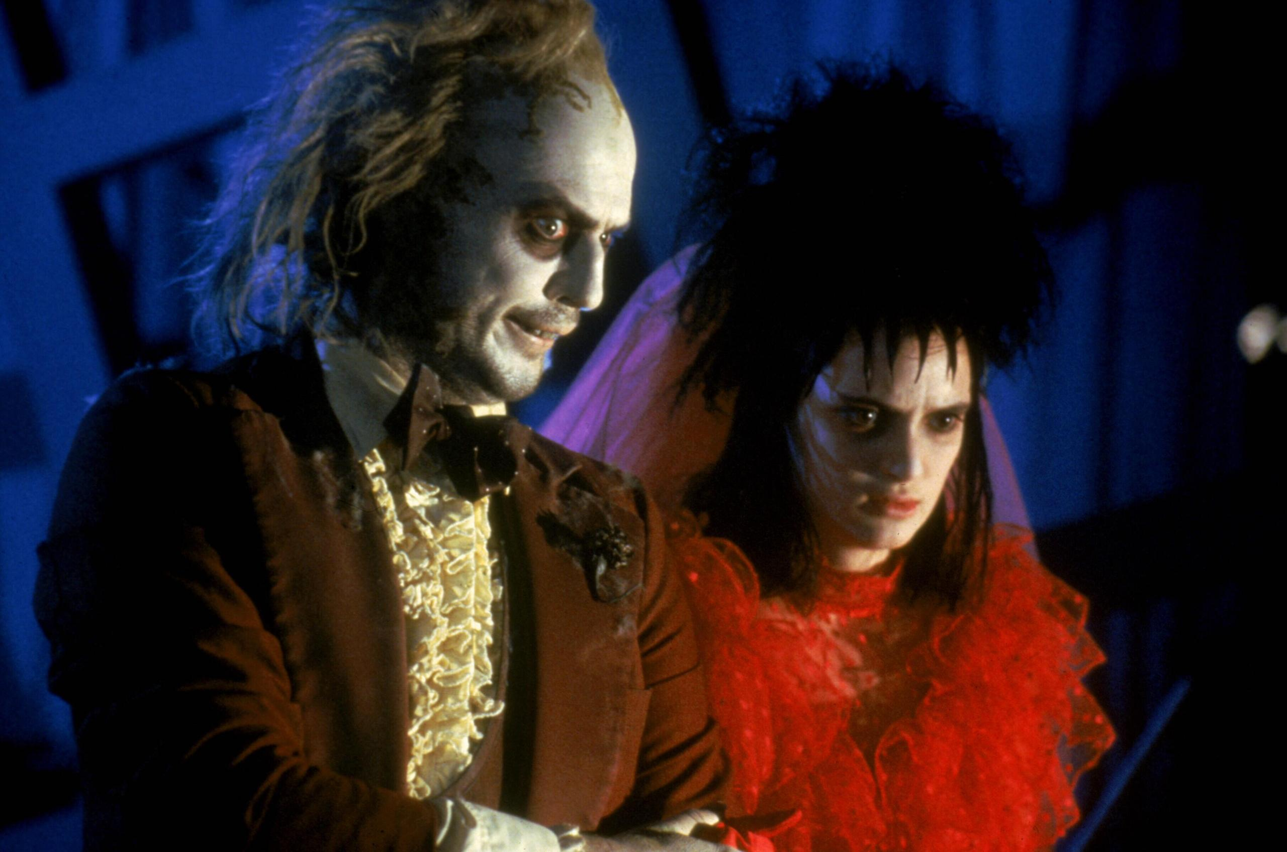5 Things You Might Not Know About Tim Burtons Beetlejuice  IndieWire