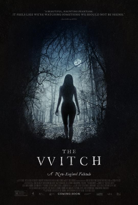 Image result for the witch poster