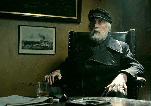 Christopher Lee-Dark Shadows