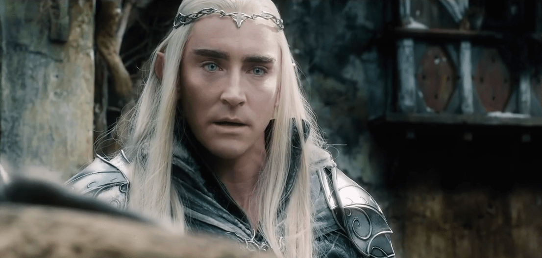 Lee Pace The Fall Wallpaper Watch Hobbits Elves And Men Go To War In The Hobbit
