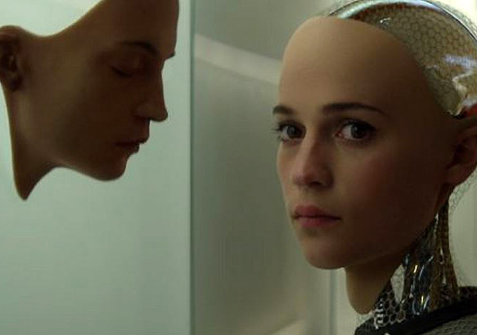 Alicia Vikander-Ex Machina