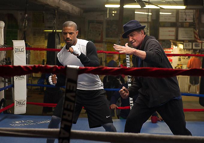 Sylvester Stallone-Michael B. Jordan-Creed-2-680