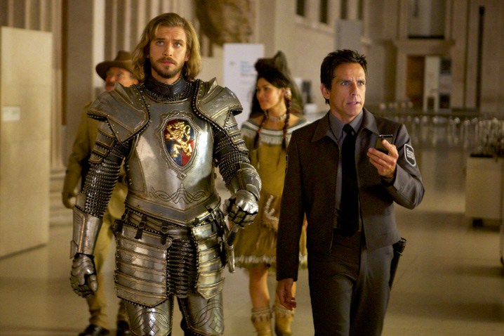 Image result for Night at the Museum 3: Secret of the Tomb dan stevens