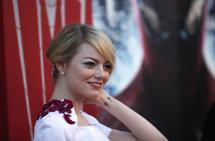 Emma Stone Tattoo