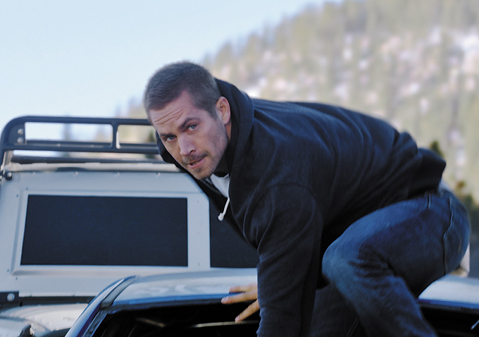 Paul Walker furious 7-1