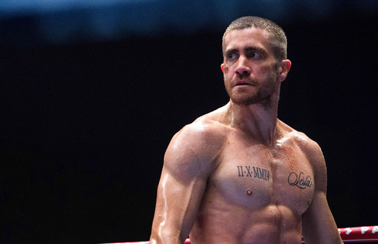Watch Punishing New Trailer For Boxing Drama Southpaw