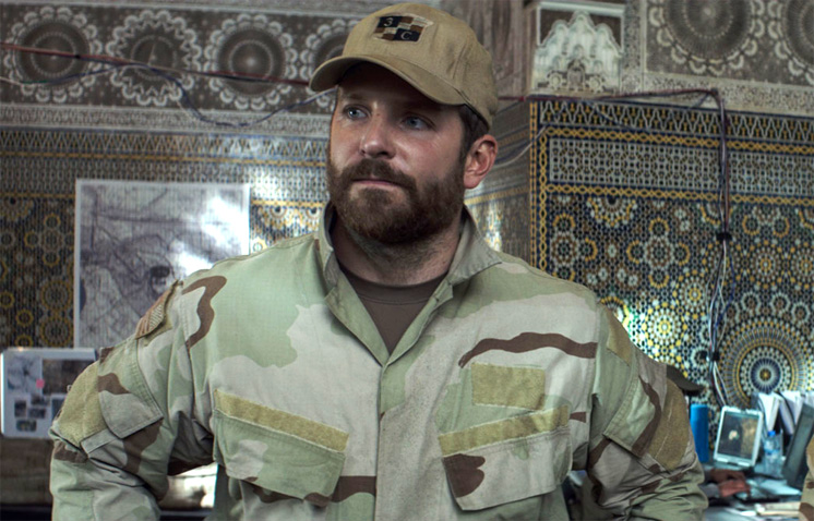Image result for bradley cooper american sniper