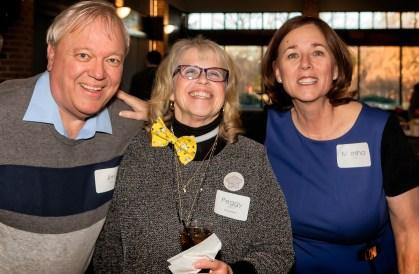 Jim Castner; Peggy Dahlquist; Marsha Castner
