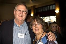 Greg and Bev Cherry (retired)