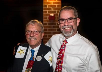 Bruce Dahlquist and Eric Sickbert (DLA Architects, Ltd.)