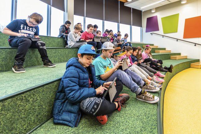 Kennedy Elementary Amphitheater