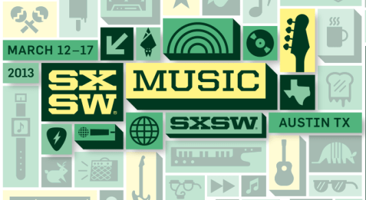 March 12-17 - DLabrie at SXSW in Austin Texas