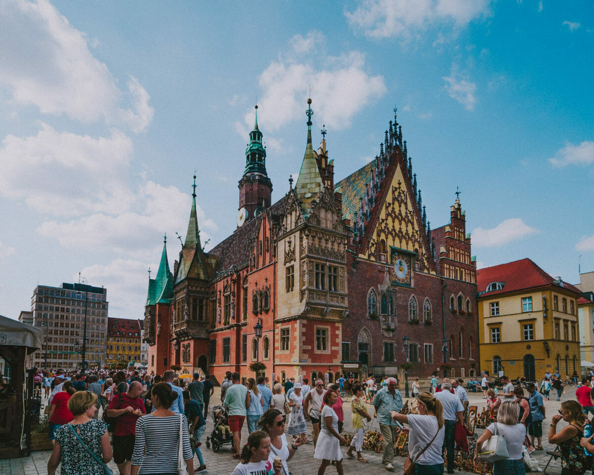 Citybreak we Wrocławiu