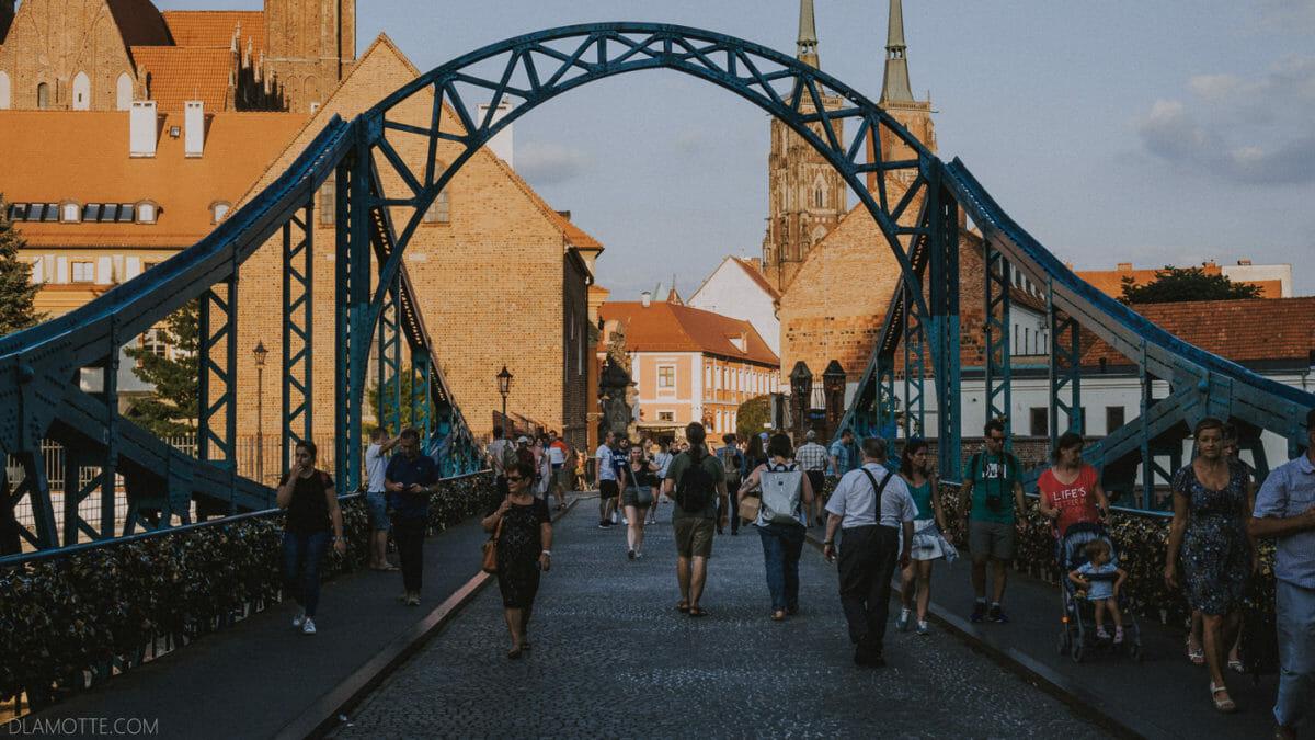 Ostrów Tumski citybreak we Wrocławiu