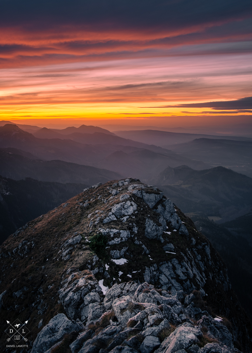Tatry Giewont