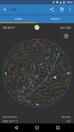 ISS Detector Pro App