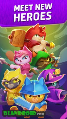 Cat Force - Free Puzzle Game APK Mod