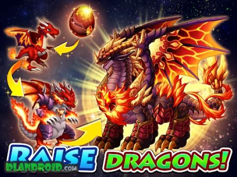 dragon city apk mod new version