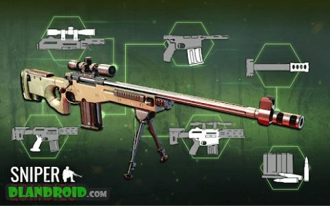 Sniper Zombies: Offline Game Apk Mod