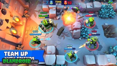 Tanks A Lot! - Realtime Multiplayer Battle Arena Apk Mod