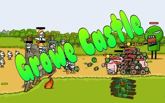 Grow Castle Apk mod Android