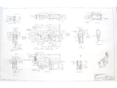 1911 blueprint