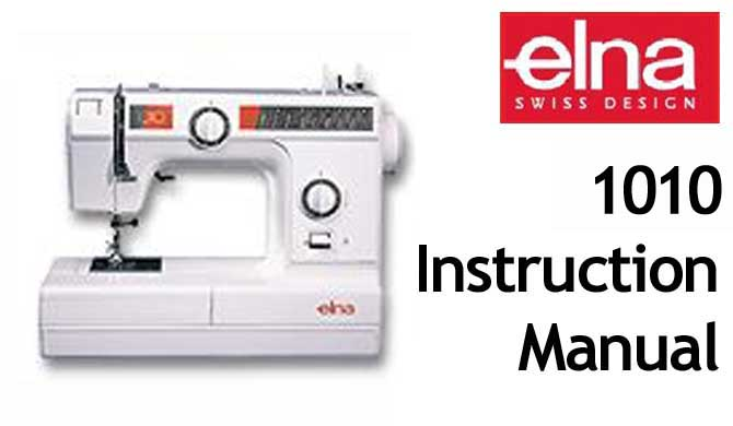 elna sewing machine parts diagram nitrous wiring with purge users instruction manuals 1010 user manual