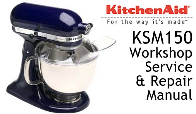 kitchen aid service cabinet refinishing cost kitchenaid ksm150 workshop repair manual