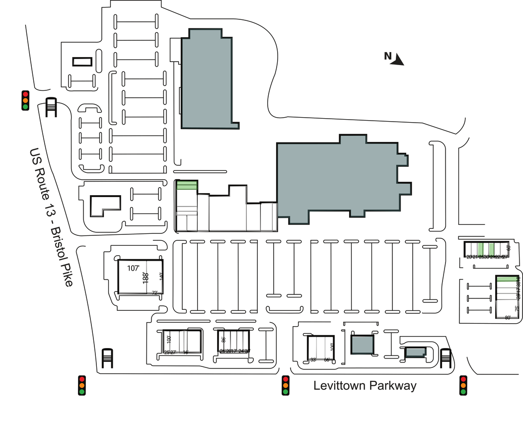 Levittown Pa Levittown Town Center  Retail Space For