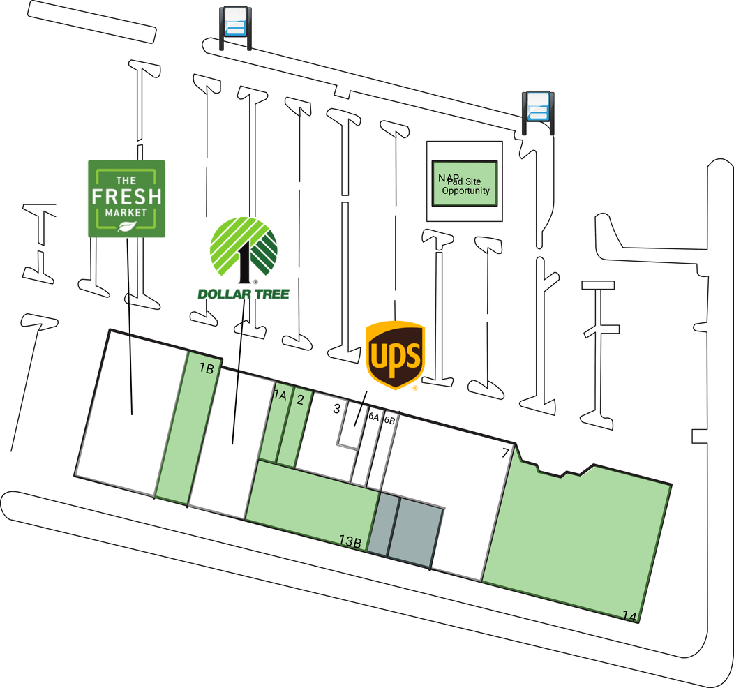 Stuart Fl Ocean East Mall  Retail Space For Lease  Dlc