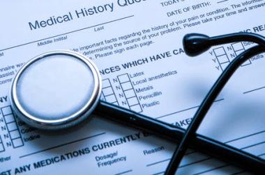 Historia clínica, secreto profesional y protección de datos