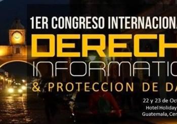 Guatemala: foro internacional sobre derecho informático y protección de datos