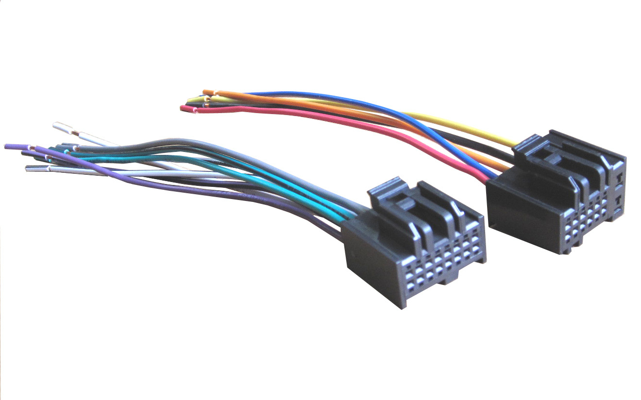 hight resolution of mobilistics 2007 2009 hyundai kia oem radio wiring harness wh447