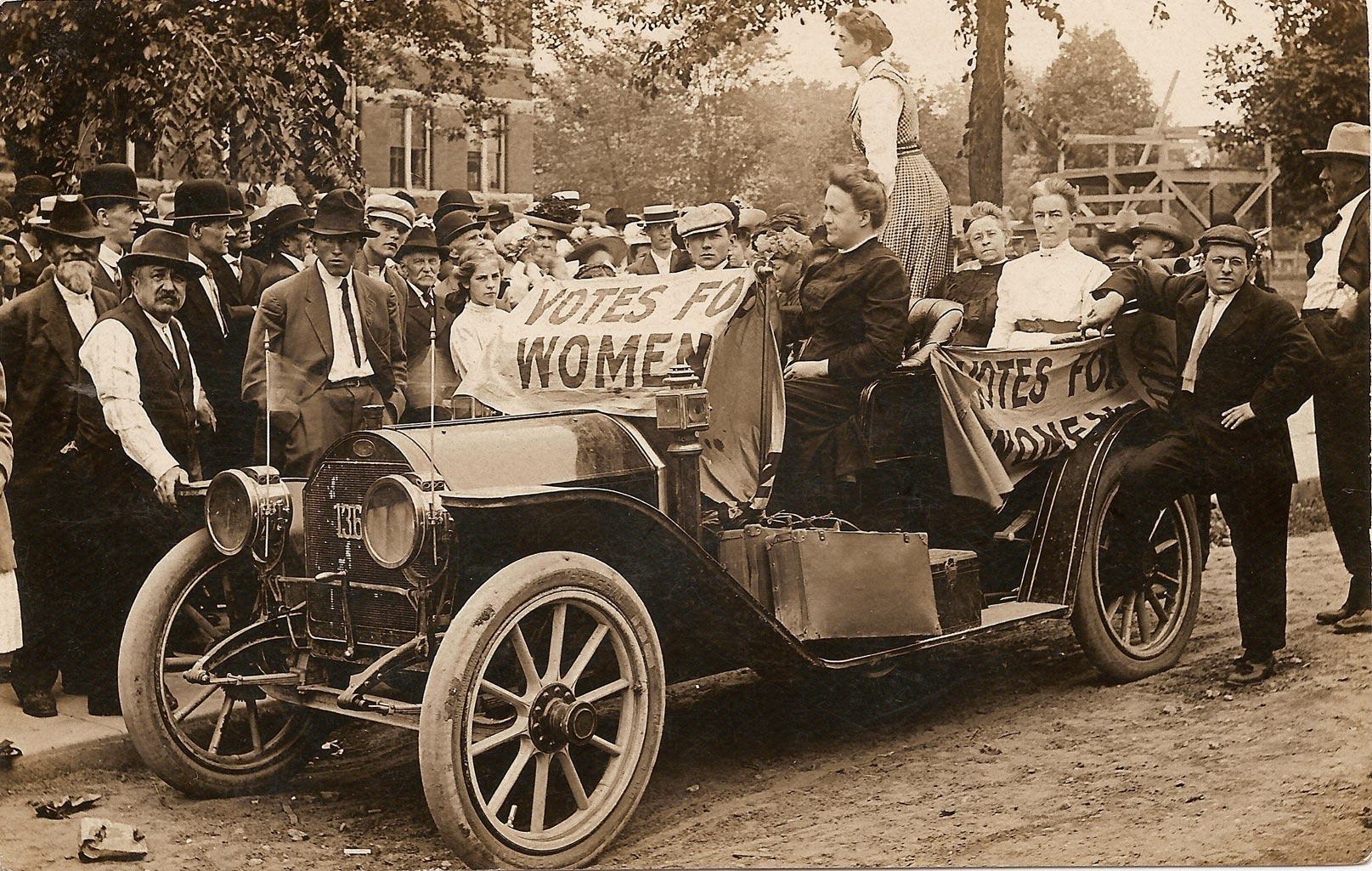 Men S League For Women S Suffrage