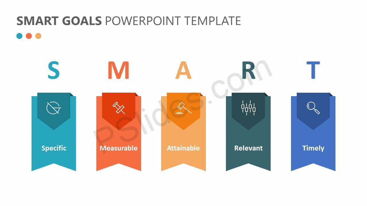 Smart Goals Powerpoint Templates Goal Setting Who Is Involved What