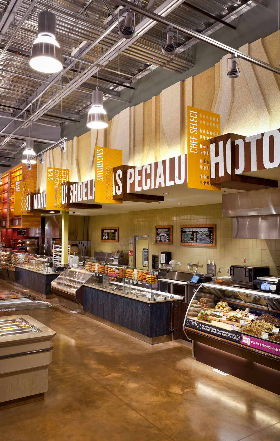 Whole Foods Market  Del Mar  DL English Design  DL