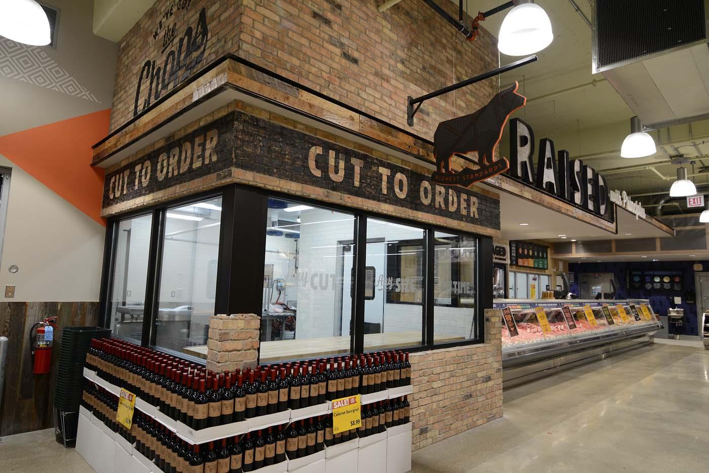 Whole Foods Market  West Loop  DL English Design  DL English Design