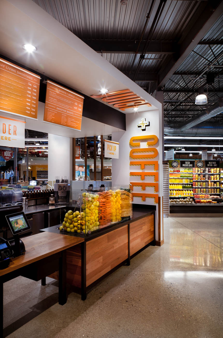 Whole Foods Market  Brea  DL English Design  DL English
