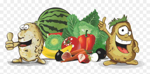 Food Eat Delicious Nutrition Meal Fresh Snack Fruit And Vegetable Vector Png Transparent Png 960x480 PNG DLF PT