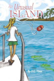 an unusual island eBook cover
