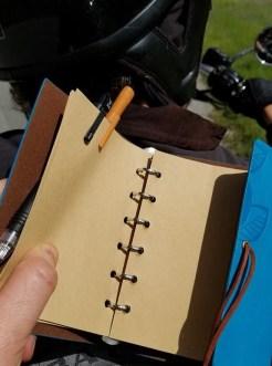 journal on harley
