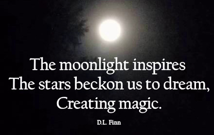 HaiKu Moonlight D.L. Finn