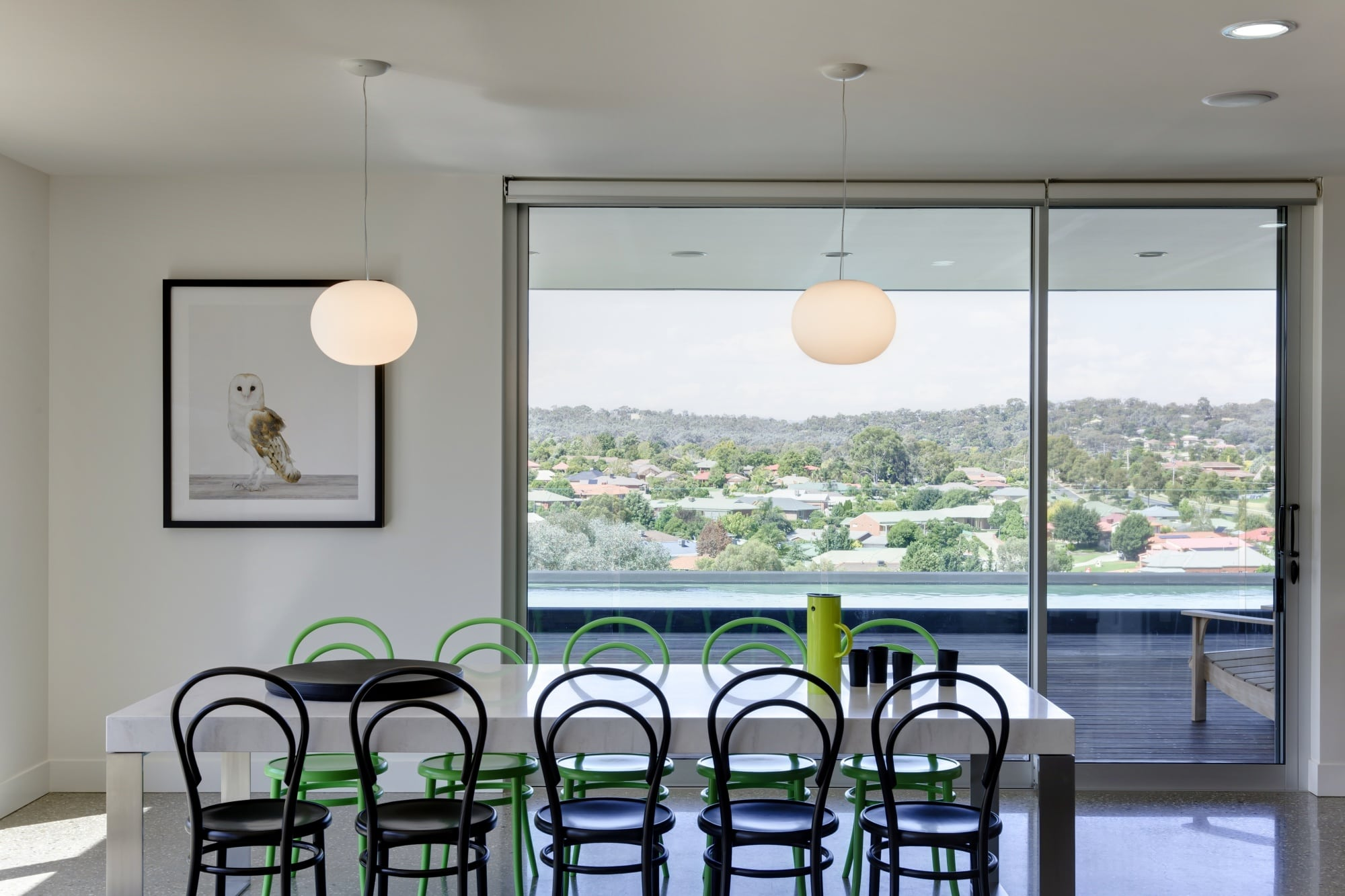 Force of Nature - Dining Room