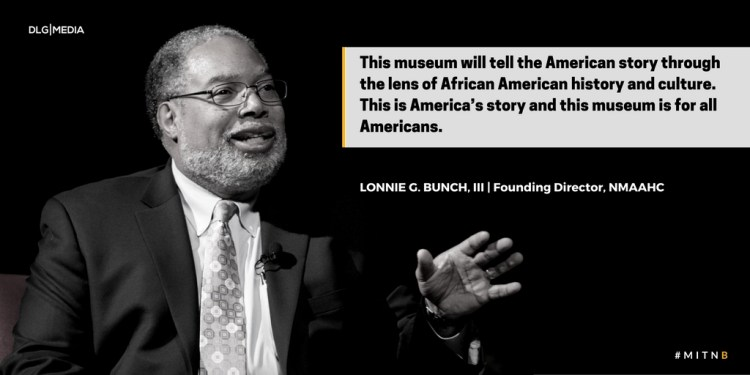 The Museum of African American History Opens Its Doors