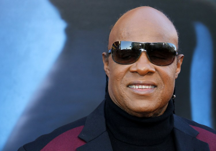 Stevie Wonder - Multicultural Vegan Celebrities