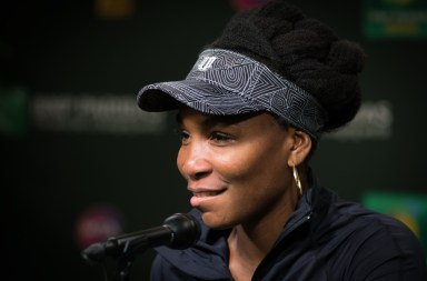 Venus Williams - Multicultural vegan Celebrities