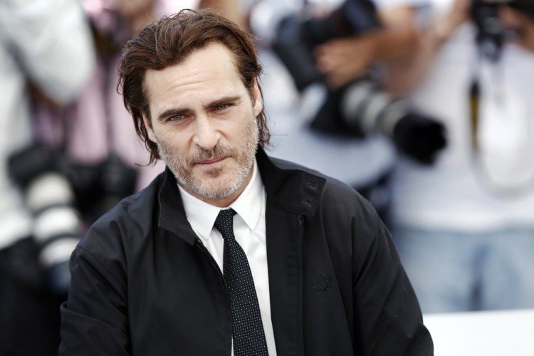 Joaquin Phoenix - Multicultural vegan Celebrities