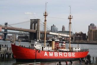 Afbeeldingsresultaat voor Ambrose lightship New York
