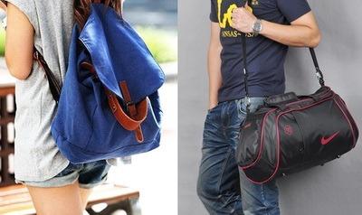 Спортивные сумки. Виды и применение. Материал и как выбрать