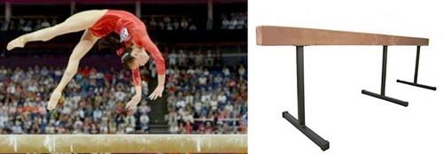 Inventar dlia akrobatiki Brevno